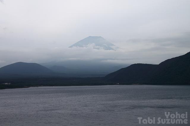 富士山・千円札の富士山・本栖湖・画像