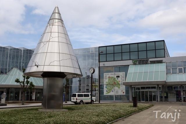 02 96 新庄駅、山形県新庄市、画像、shinjyo station、Tanji.jpg