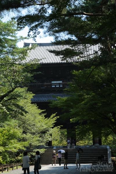 三門・京都府京都市左京区南禅寺・画像01