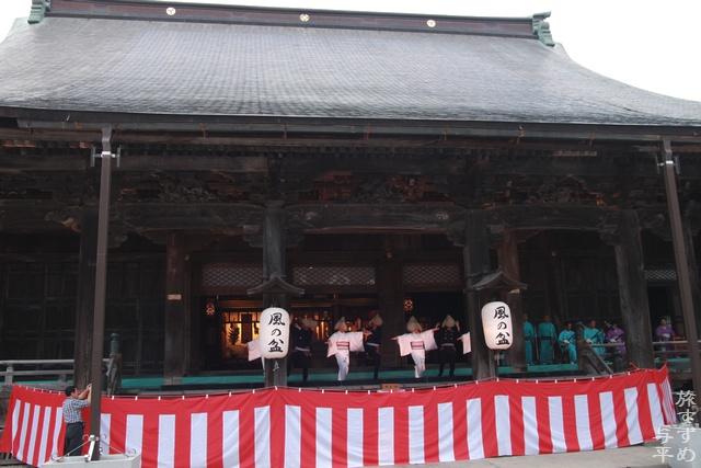 おわら風の盆・富山県富山市八尾町・画像・旅すずめ・与平