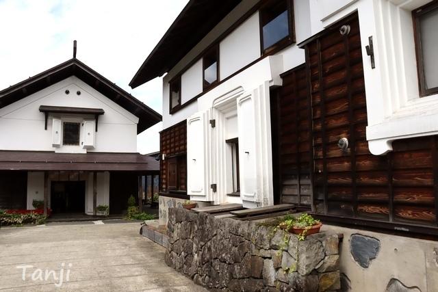 06 96 山形県金山町、金山の町並み、大堰、画像  Yamagata Kaneyama.jpg