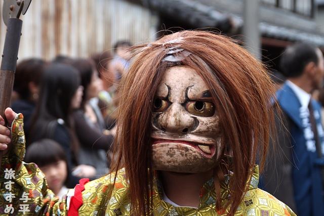 上野天神祭・三重県伊賀市・画像・旅すずめ・与平・車中泊の旅