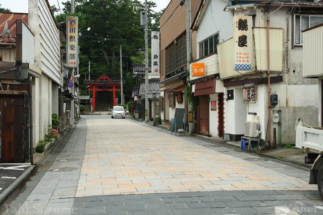 おくりびとロケ地山形県酒田市の画像15