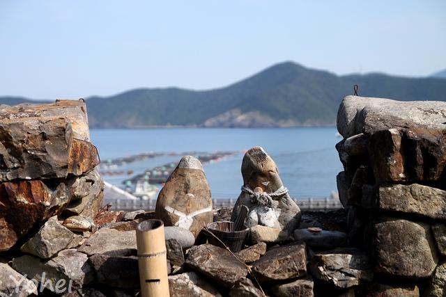 外泊石垣集落の風景・画像・与平旅すずめ ~デジカメ片手の旅ブログ~