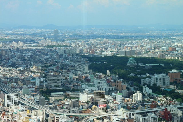 スカイプロムナード・ミッドランドスクエア・愛知県名古屋市・画像・旅すずめ・与平