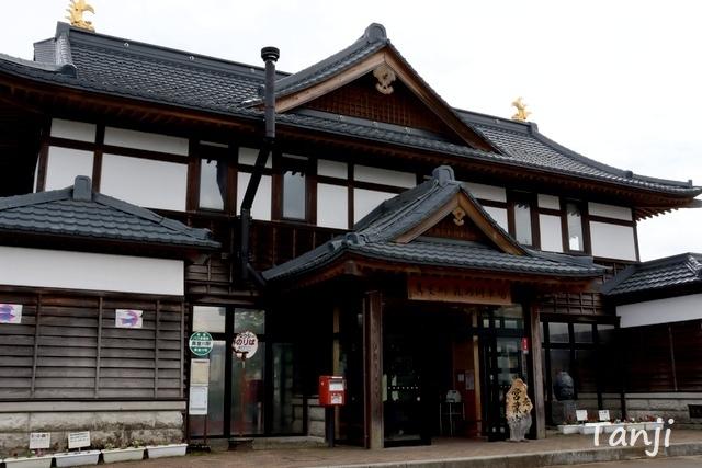 96 真室川駅、山形県真室川町、画像、mamurogawa station.jpg