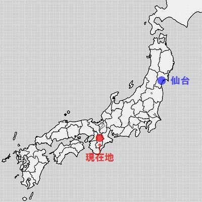 地図・奈良市・旅すずめ