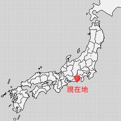 地図・静岡県静岡市
