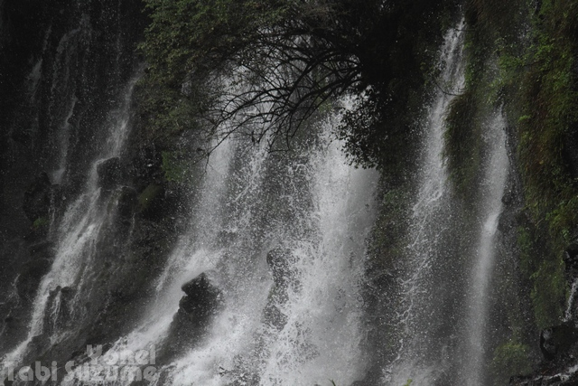 白糸の滝・静岡県富士宮市原・画像